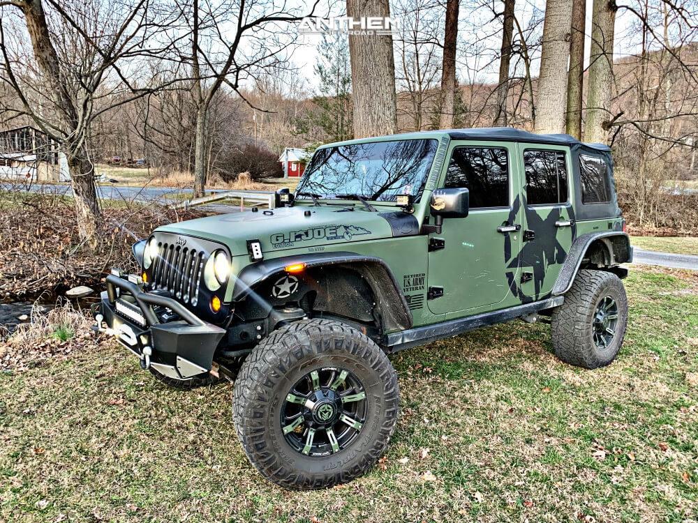 Anthem Defender Jeep Wrangler