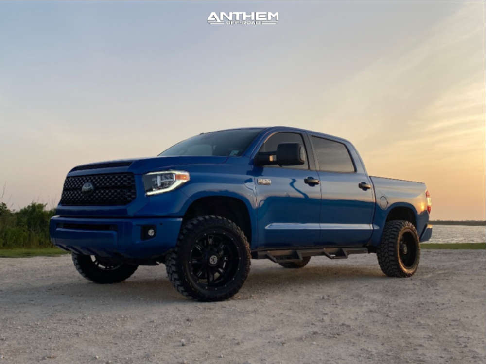 2018 toyota tundra anthem wheels fury country hunter mt tires