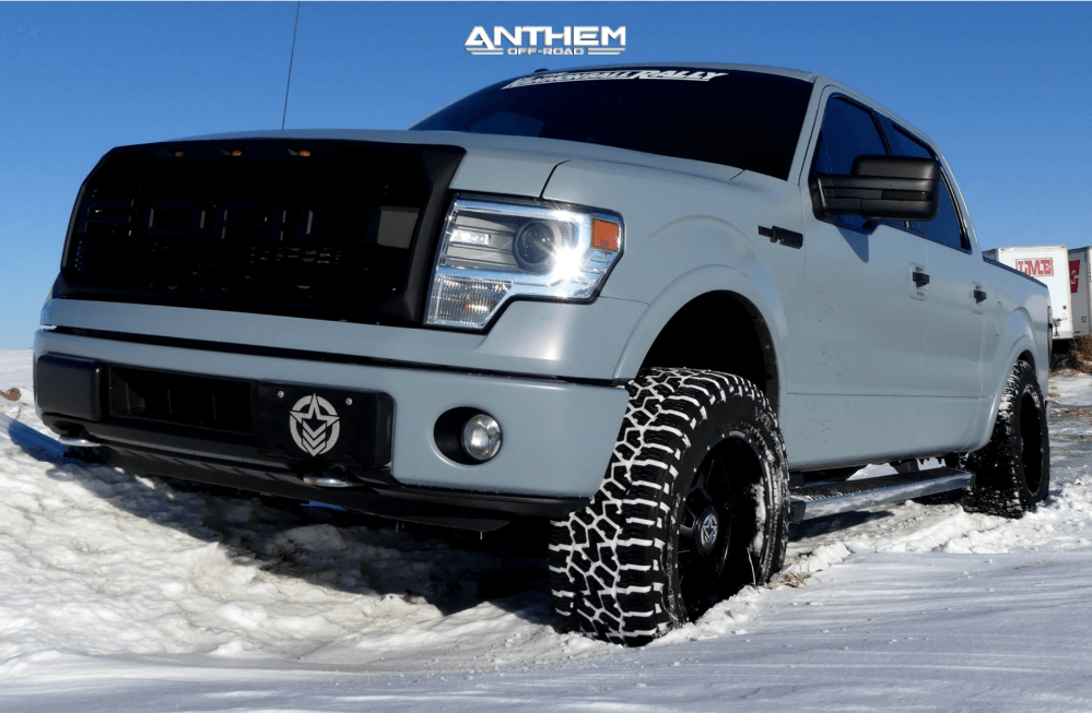 Rough Country F150