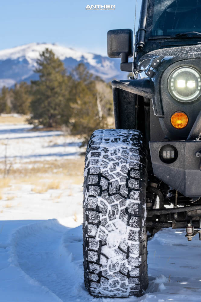 Toyo Tires Open Country AT3