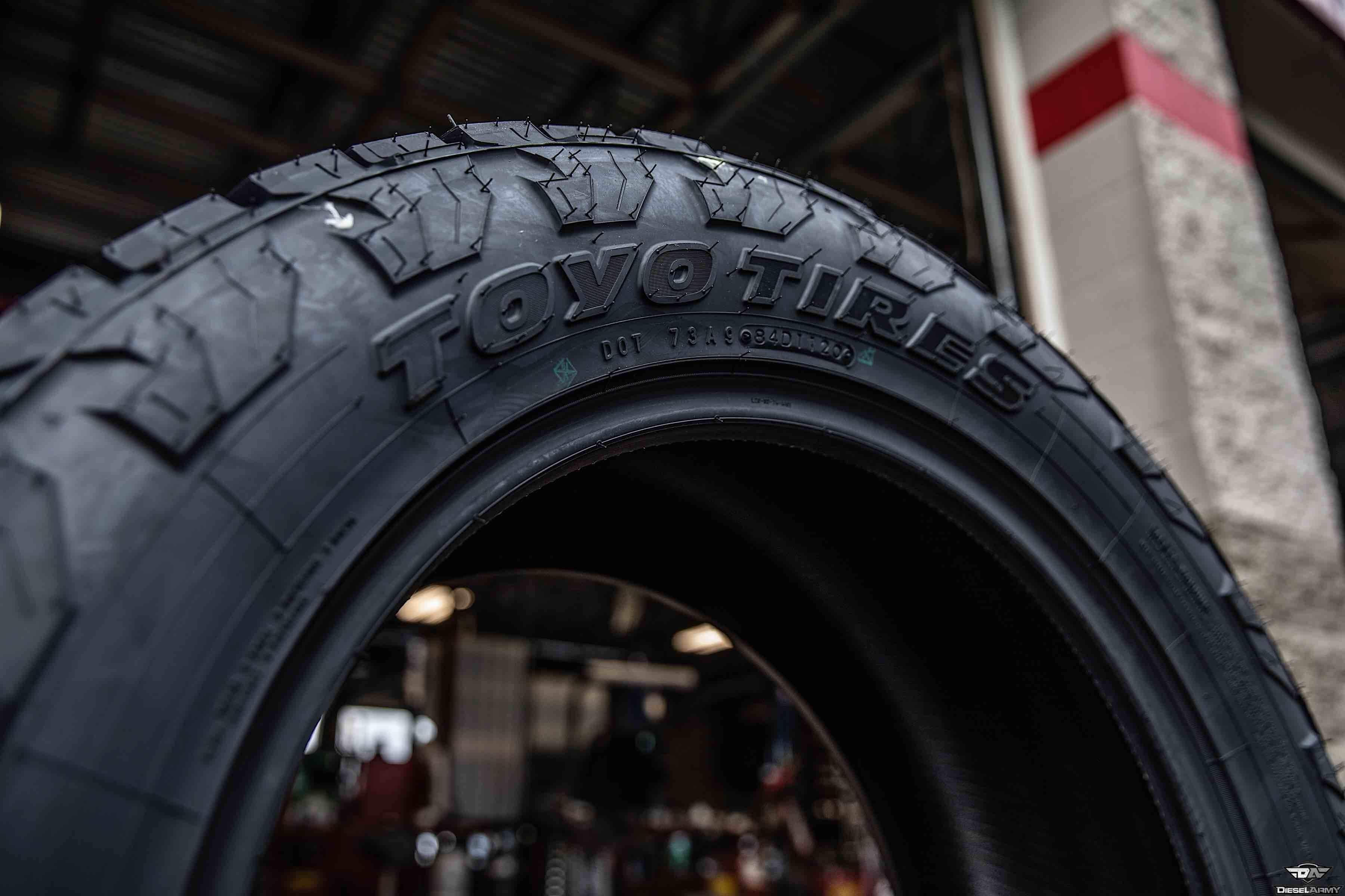 Toyo Tires ATIII