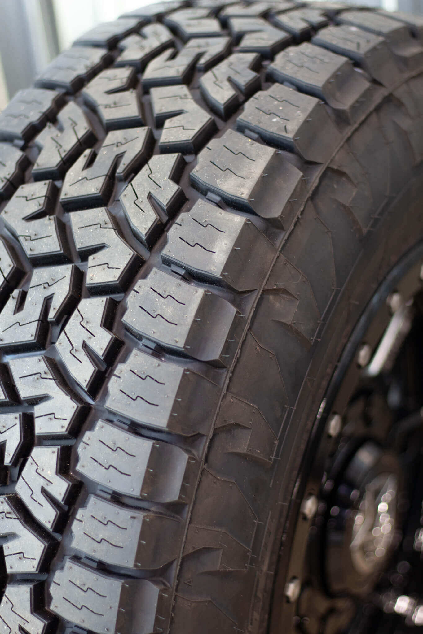 Toyo Open Country AT III wheel tire