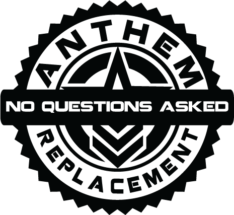 No Questions Asked Replacement Logo
