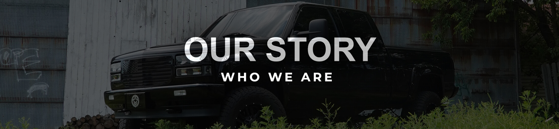 Our Story - Anthem Off-Road